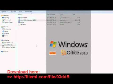 office 2010 code