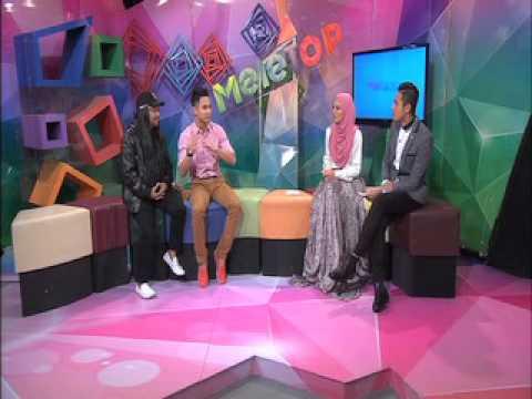 MeleTOP – Hairul Bercerita Tentang Lamarannya & Ayai Illusi Borak Gegar Vaganza Ep114 [6.1.2015]