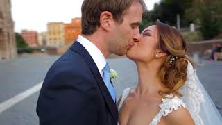 Our Wedding in Rome - Ticky & Marco (Trailer)