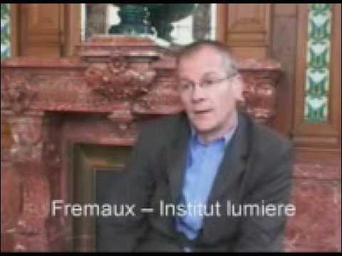 Institut Lumière - Interview de Thierry Fremaux (2005)