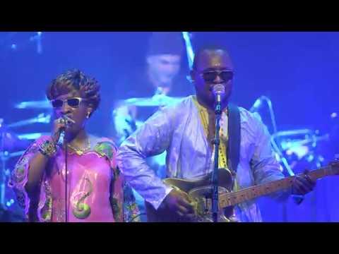 Amadou & Mariam - Beaux Dimanches (Live @ La Cigale - 08/09/2017)