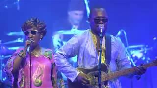 Amadou & Mariam - Beaux Dimanches (Live @ La Cigale - 08 / 09 / 2017)