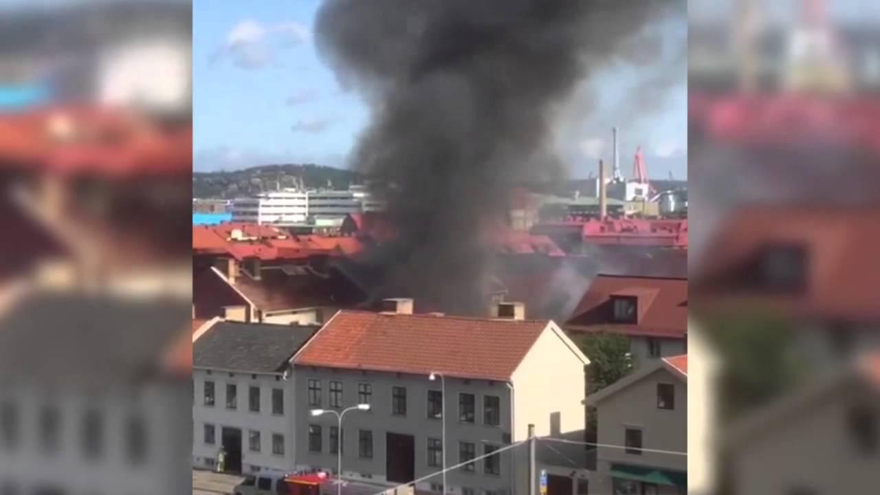 brand i göteborg