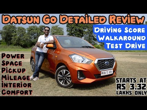 Datsun Go Long Term Review in Detail, Price, Pickup, Comfort, Space, Engine, Features | BUY or NOT ?