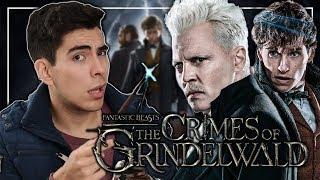 Critica / Review: Animales Fantásticos: Los Crímenes de Grindelwald (Sin Spoilers)