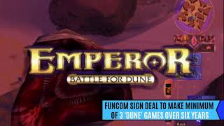 'Dune' Games in Development from Conan Exiles Studio - INDiRect News