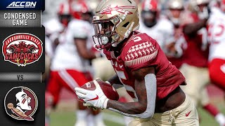 Jacksonville State vs. Florida State Condensed Game | 2020 ACC Football