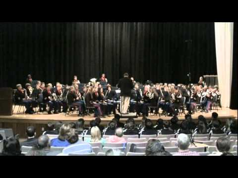 Lafayette High School Symphonic Band - 04/27/2012