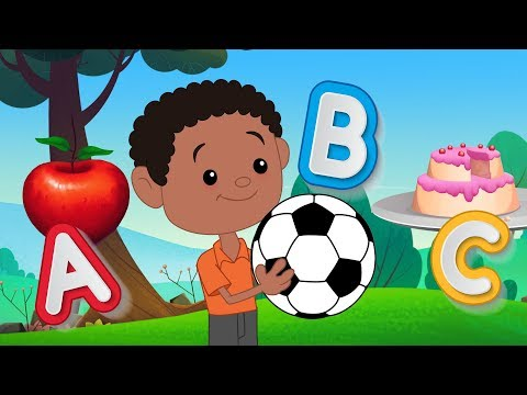 ABC Phonics Song by FunForKidsTV - Nursery Rhymes & Baby Songs