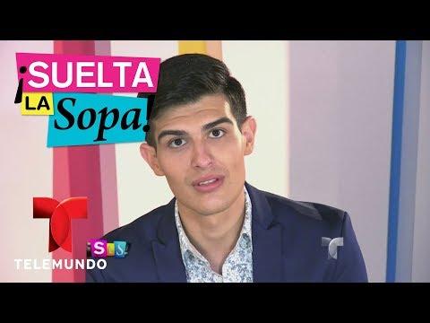 Adriel Favela contó lo difícil que fue su infancia sin su padre | Suelta La Sopa | Entretenimiento