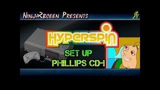 Hyperspin-Set up Phillips CD-i
