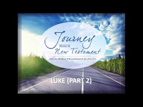 Luke Part - 2: The Religious Man and The Sinful Woman.