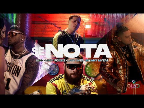 Juhn, Miky Woodz, Bryant Myers, Lary Over - Se Nota (Video Oficial)
