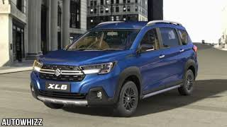 Kia Seltos VS Maruti Suzuki XL 6 - Price, Looks, Seating Capacity, Engine, Mileage, and Safety