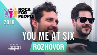YOU ME AT SIX / Rock for People 2019