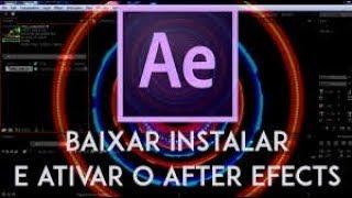 COMO BAIXAR, E INSTALAR O AFTER EFFECTS CS6