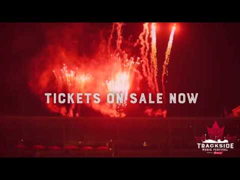 Trackside 2017 featuring Country Music's Hottest New Stars!