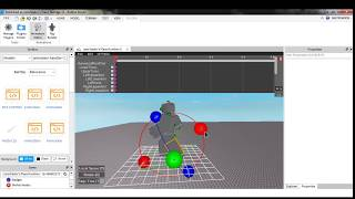 How to make animation R15 in Roblox studio!!