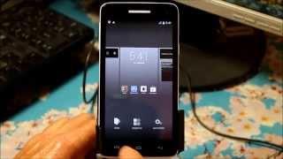 Некоторые моменты на смартфоне Explay Fresh (версия ПО v1.10) с ОС Андроид 4.4.2
