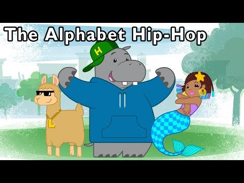 The Alphabet Hip Hop and More | ABC NURSERY RHYMES | Baby Songs from Mother Goose Club