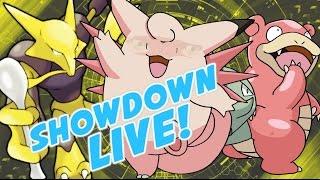 Showdown Live: clef offense imo