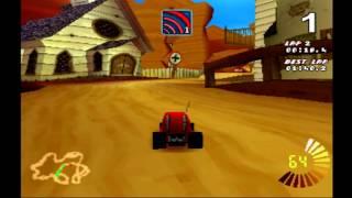 RC Revenge (PS1) Phat Trucker - Platinum Championship