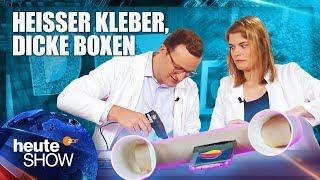 Hazel Brugger & Jens Spahn: Handy-Gadgets selber machen