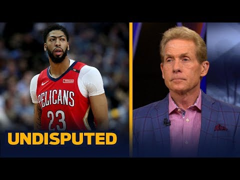 Skip Bayless: Lakers overpaid for AD – but they needed him | NBA | UNDISPUTED