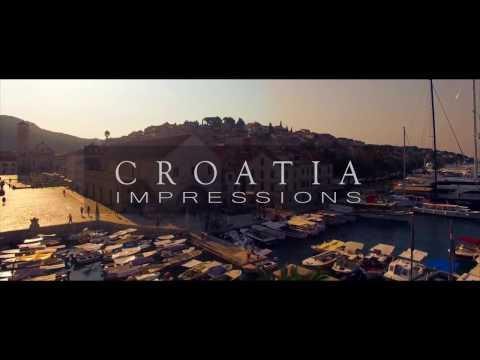 CROATIA drone 4k footage