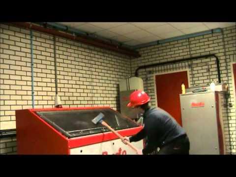 High Pressure Hose Testing Machine Test