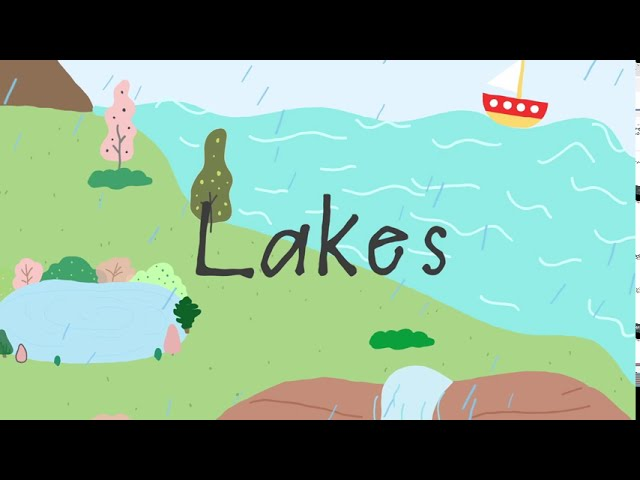 Little Syne-Water Cycle [Official Animated Music Video]