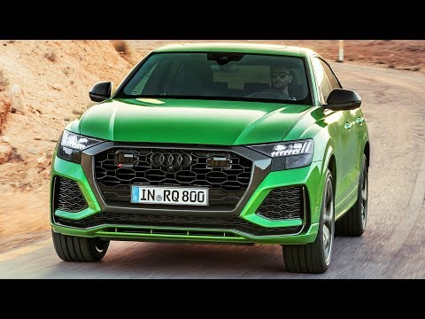 2020 Audi RS Q8 - Powerful Luxury SUV