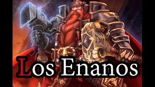 World of Warcraft el lore de Los Enanos por Dange
