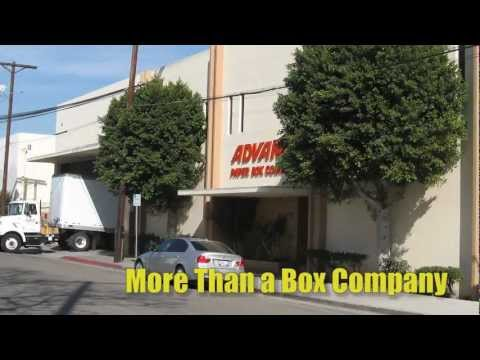 Advance Paper Box Company - A Premier Full Service Packaging Company in Los Angeles