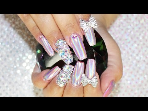 💿 HALO NAILS 💿 How to - Sculpted Gel Nails