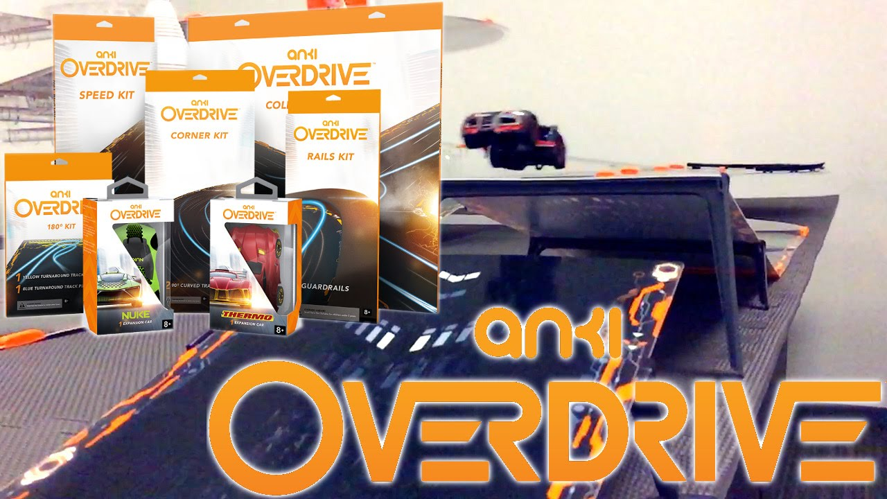 Anki Overdrive ups its game with modularised robot car