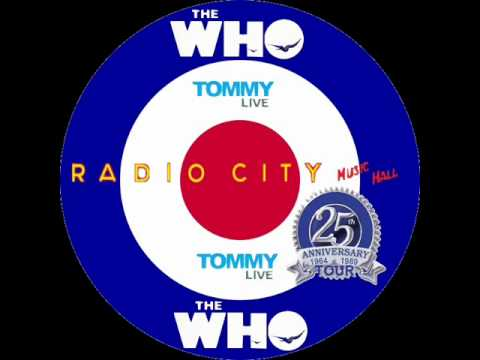 The Who 12 & 13 There´s A Doctor & Got To The Mirror! Live at Radio City Music Hall 1989 mp3