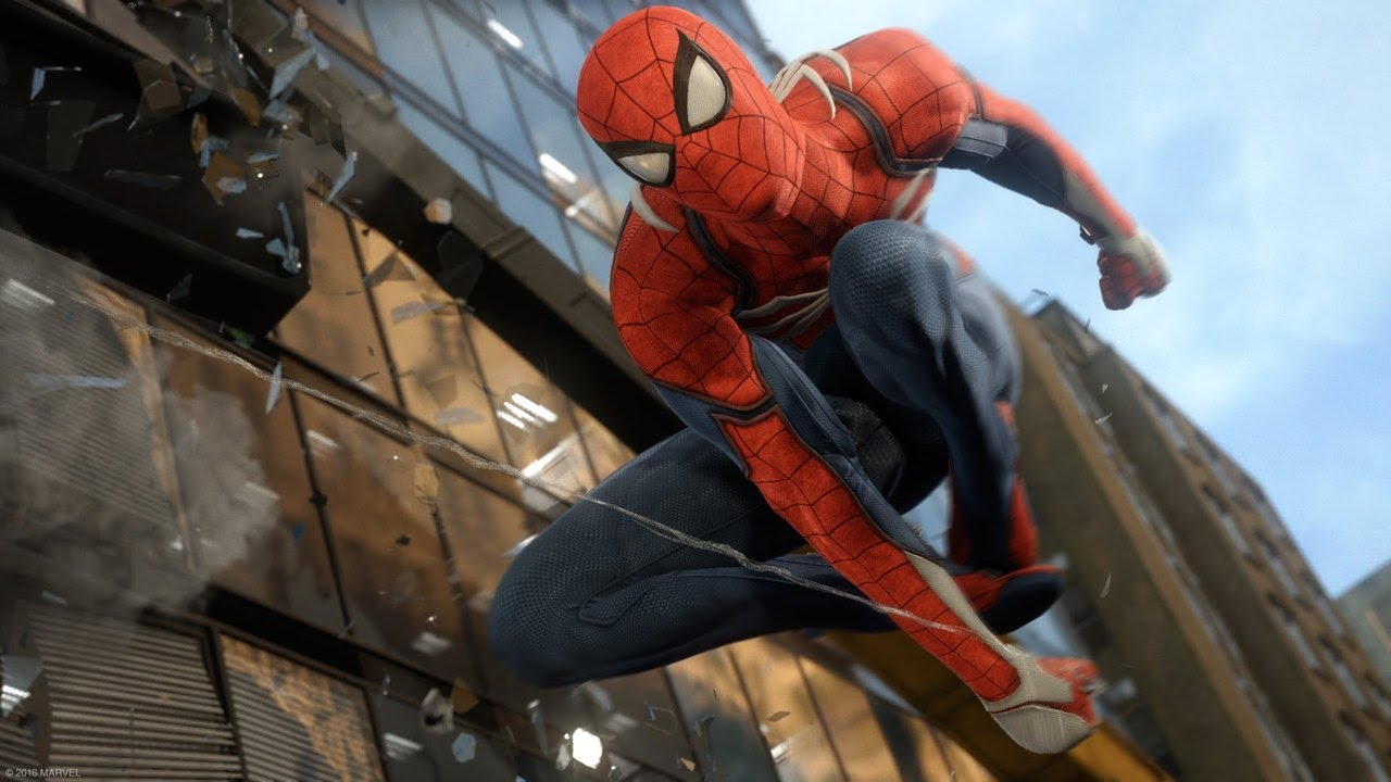 Inside Look at Marvel's Spider-Man – Official Behind the Scenes