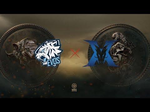 EVOS Esports vs KING-ZONE DragonX vod