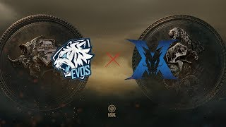EVS vs. KZ | Group Stage Day 2 | Mid-Season Invitational | EVOS Esports vs. KING-ZONE DragonX (2018)