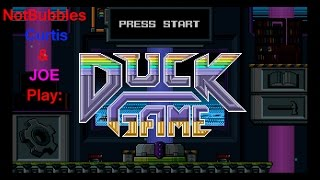 NB and Friends play Duck Game