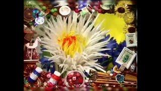 Делаем цветок астры из фоамирана (пористая резина). Мастер класс. Наташа Фохтина
