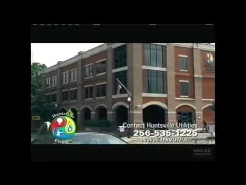 Huntsville Utilities | Television Commercial | 2010