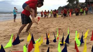iNET - Teambuiling Hugo cưỡi Đà điểu