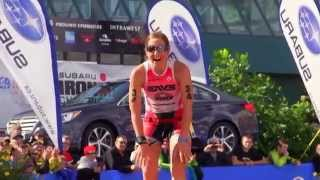 Check out the highlights from Subaru Ironman Canada - Mont Tremblan...