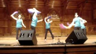 Senior Talent Show 2008: AADT Fan Fusion