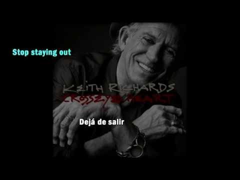 Goodnight Irene – Keith Richards (SUB ESP/SUB ENG)