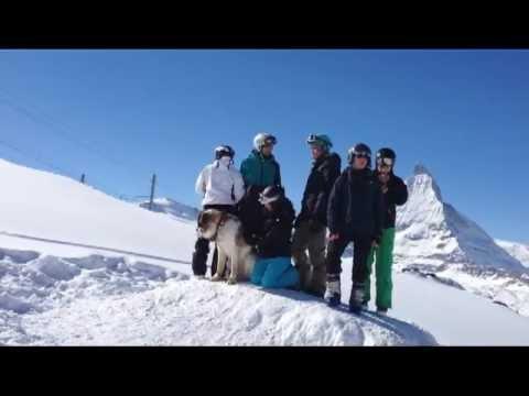 Harlem Shake Swiss Edition (Matterhorn)