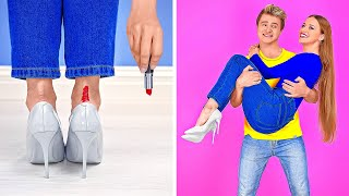 AWESOME IDEAS FOR LAZIEST PEOPLE EVER || Cool Hacks To Make Life Easier by 123 GO!