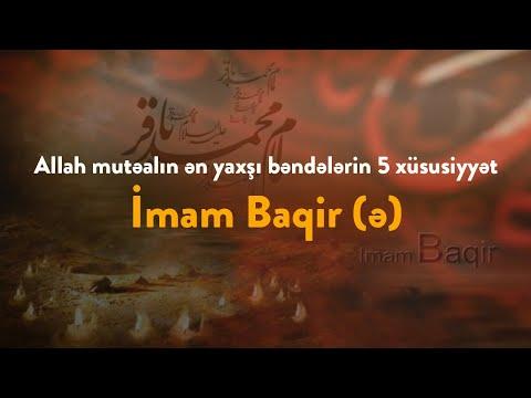 Allah mutəalın ən yaxşı bəndələrin 5 xüsusiyyəti _ Kərbəlayi Yalçın